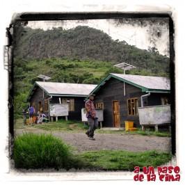 Monte Meru – Día 1: Momella Gate – Miriakamba Hut