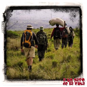 Monte Meru – Día 4: Miriakamba Hut – Moshi
