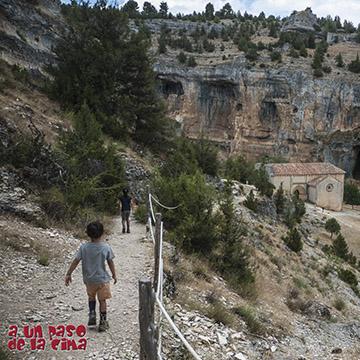 Cañón del Río Lobos (Puente de los 7 Ojos – Ermita de San Bartolomé)