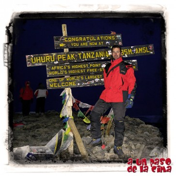 Kilimanjaro – Día 5: Barafu Hut – Kibo – Mweka Hut