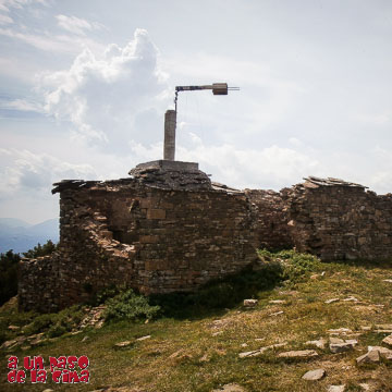 Pico Nabaín o Santa Marina