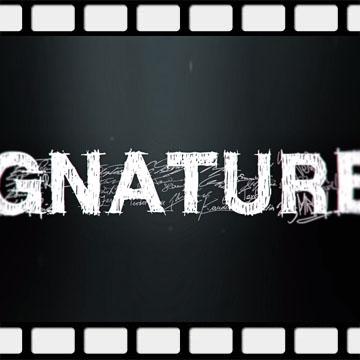 El vídeo del viernes: Signatures