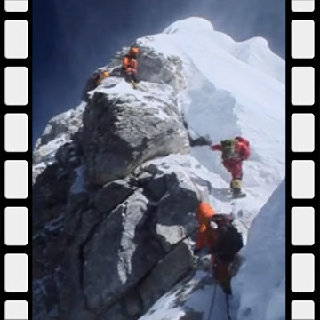 El vídeo del viernes – Everest: On The Top