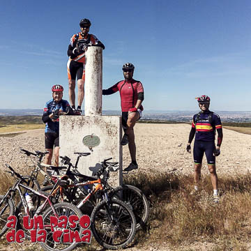 Alto del Campillo – Loma Lobera – Petrusos – Sabina de Villamayor