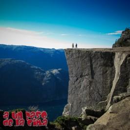 Preikestolen o Roca del Púlpito
