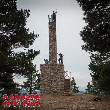 Alto del Hornillo y Peñarroya (Techo de Teruel)